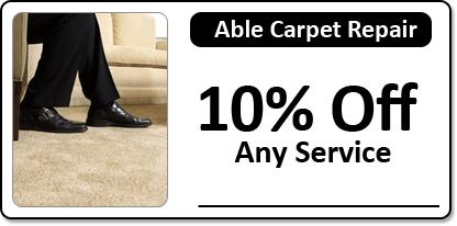 Floor, Carpet Repair in Jacksonville, FL