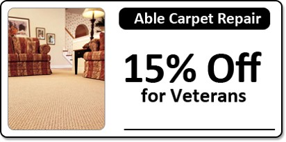Living Room, Carpet Repair in Jacksonville, FL